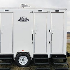 Estate Restroom Trailer Unit