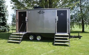 816/814 Luxury Trailer Units