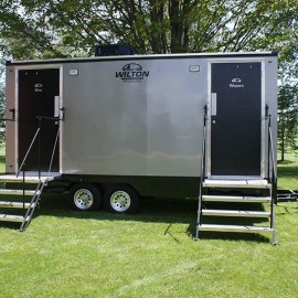 Luxury Trailer Units