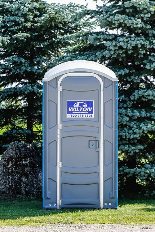 Wilton Sanitation - Wedding Planning - Restroom trailer ...